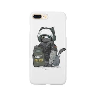 レインボーシックス:BLITZ猫 Smartphone cases