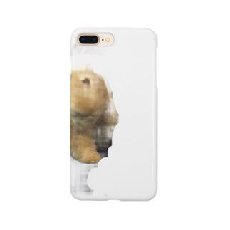 リアルうさちゃん Smartphone cases