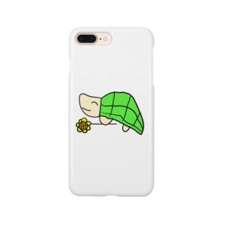 かめさん Smartphone cases