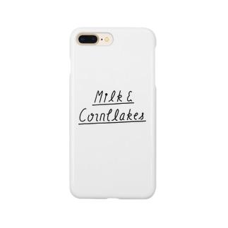 milk&cornflakes Smartphone cases