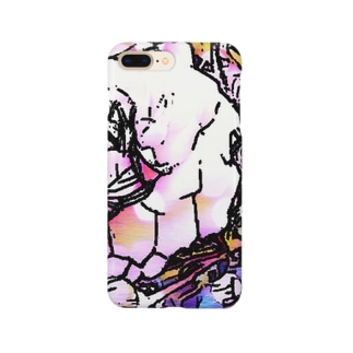 バラの反乱 Smartphone cases