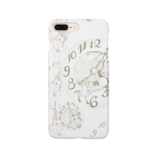 時計デザイン Smartphone cases