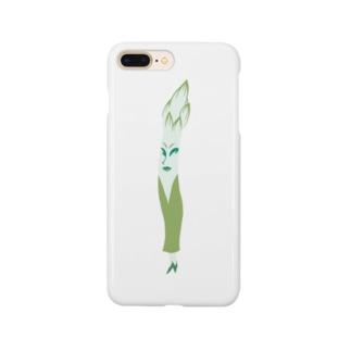 アスねぇ Smartphone cases