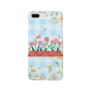 ふんわり春 Smartphone cases