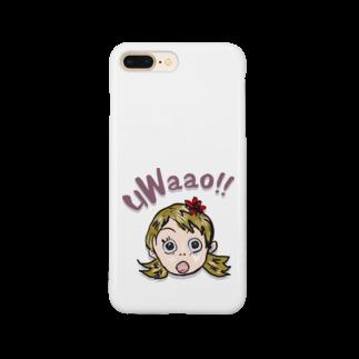honey-designのuWaao Smartphone cases