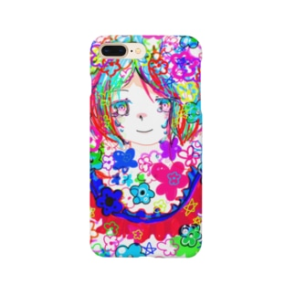ぐちゃぐちゃ Smartphone cases