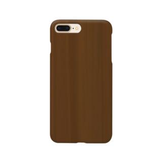 Wooden 木目 Smartphone cases