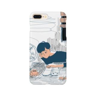 ブラインド Smartphone cases