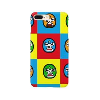 マスクマン Smartphone cases