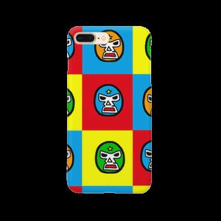 ミニタイサムのマスクマン Smartphone cases