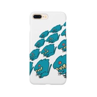 怪獣 Smartphone cases
