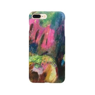 ムラナギ/ロッカの孤独 Smartphone cases