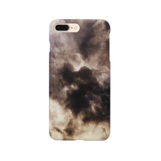 黒煙 Smartphone cases