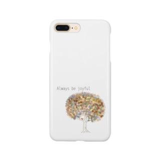 Always be joyful Smartphone cases