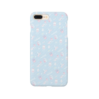 melloth×pattern_right Smartphone cases