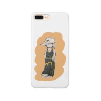 XXDENIM-まるんばこ Smartphone cases