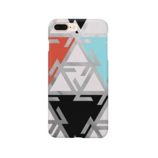 Triangles No. 1 Smartphone cases