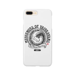 百足の丸 Smartphone cases