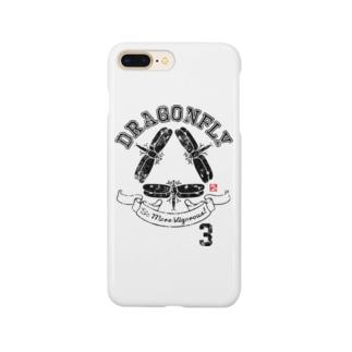 三つ蜻蛉 Smartphone cases