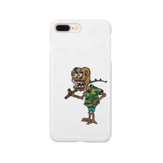 ボウズ男爵 Smartphone cases