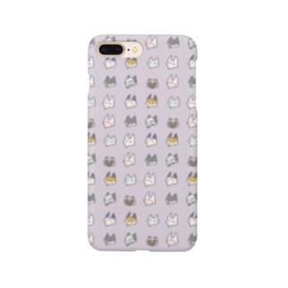 あやかしすまあとほんけゑす・藤/ Smartphone cases