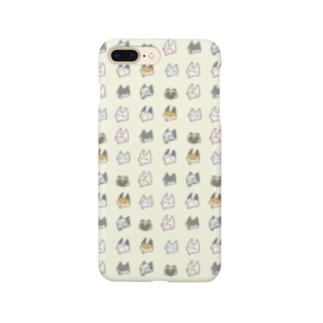 あやかしすまあとほんけゑす・象牙/ Smartphone cases