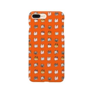 あやかしすまあとほんけゑす・朱/ Smartphone cases