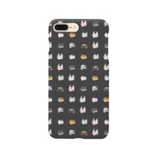 あやかしすまあとほんけゑす・墨/ Smartphone cases