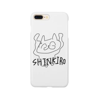 SHINKIROねこ Smartphone cases