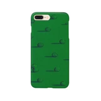 まぶたの裏の味方 Smartphone cases