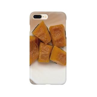 カボチャの煮付け Smartphone cases
