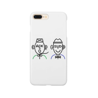 ALPHABET . アルファベット Smartphone cases