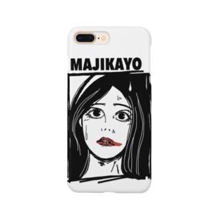 MAJIKAYO スマートフォンケース
