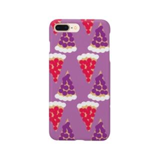 ベリーケーキ Smartphone cases