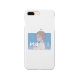 milk Smartphone cases