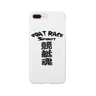 競艇魂  BOAT RACE  spirit  Smartphone cases