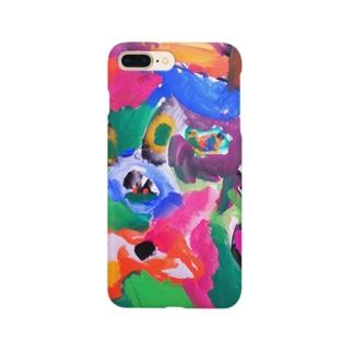 DOG☆HEART(Karin) Smartphone cases