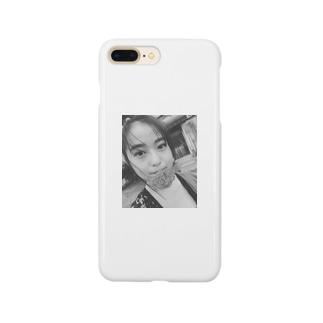 まりっかTシャツ Smartphone cases