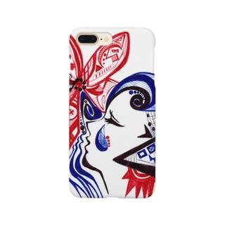 迷える少女 Smartphone cases
