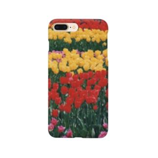 虹色の道 Smartphone cases