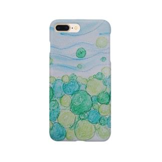 moe_green Smartphone cases
