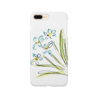 ハナニラ Smartphone cases