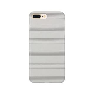五線譜のスマホケース Smartphone cases