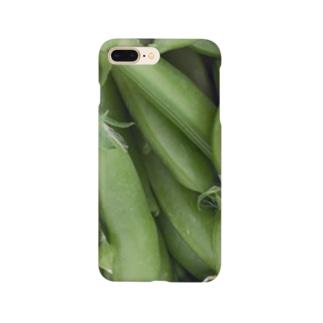 スナップエンドウ Smartphone cases