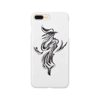 Formless(ブラック) Smartphone cases