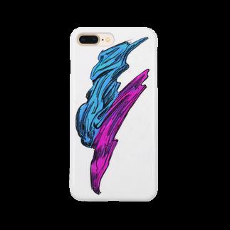 カズのお店のFormless2 Smartphone cases