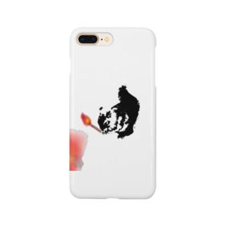 ぼや鼠 Smartphone cases