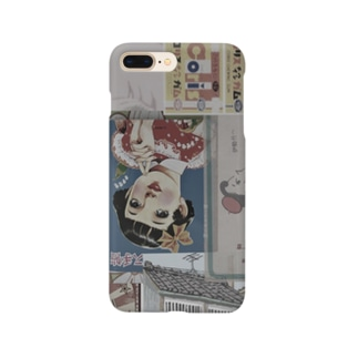 昭和レトロ Smartphone cases