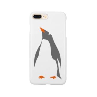 ジェンツーペンギン Smartphone cases