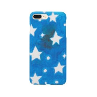 うちゅう Smartphone cases